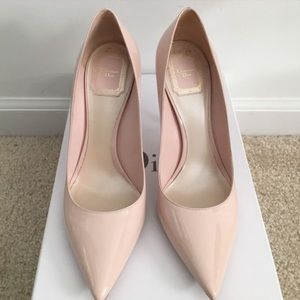 WANTED!! ISO! Dior Cherie heels in Rose Poudre